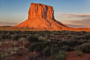Monument Valley Sonnenaufgang (6)