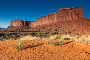 Monument Valley Sonnenaufgang (9)