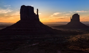 Monument Valley Sonnenaufgang (7)