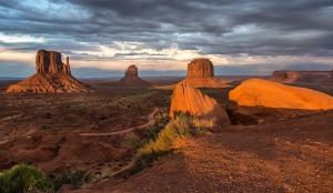 Monument Valley Sonnenuntergang (5)