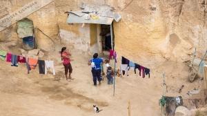 Höhlenwohnung von Roma in Guadix