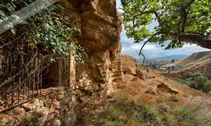 Höhlenwohnungen von Guadix (3)