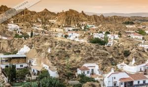Höhlenwohnungen von Guadix (4)