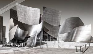 Disney Concert Hall L.A.