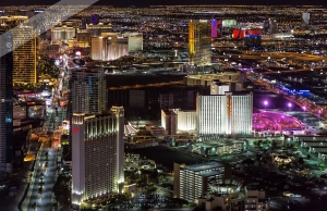 Las Vegas from Statosphere Tower (1)