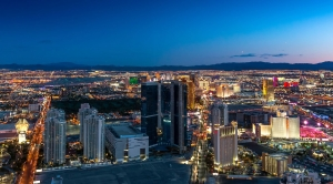 Las Vegas from Statosphere Tower (2)