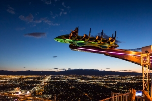 Las Vegas from Statosphere Tower (3)