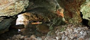Grotte von Portinax