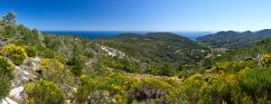 Panoramablick vom Atalaia