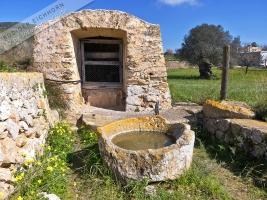 Brunnen bei santa Agnes  (2)