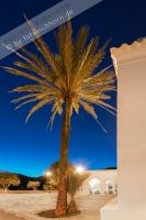 Kirche san Vicente am Abend (7)