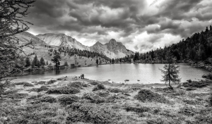 Südtirol Fanes sw (1)